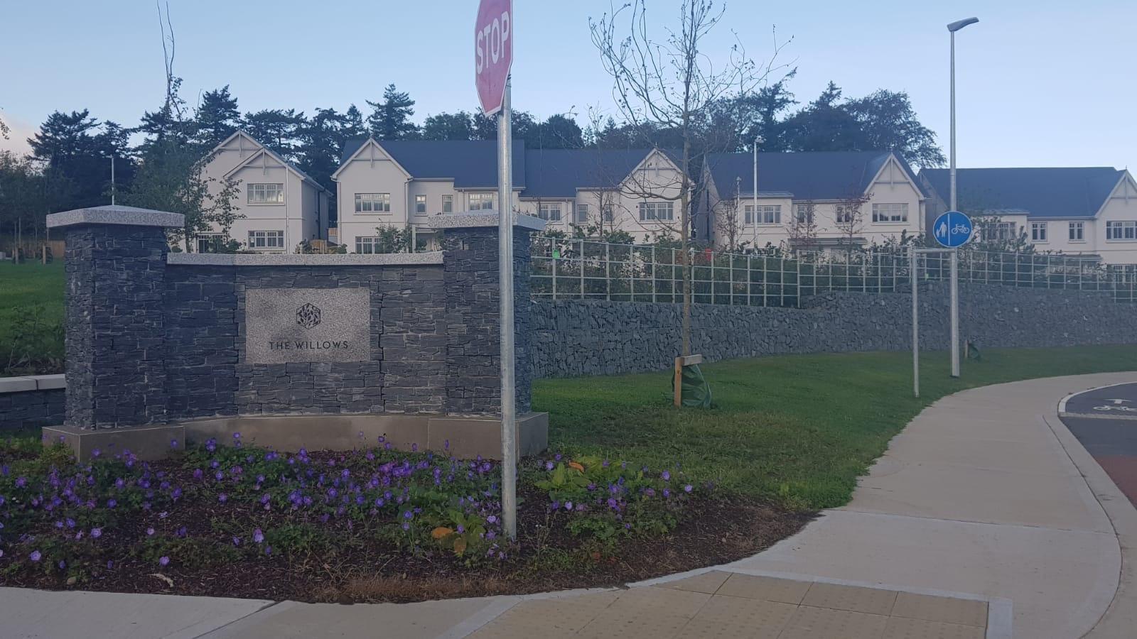 Irish Fencing Services Kanturk Estate Railin Grey.1