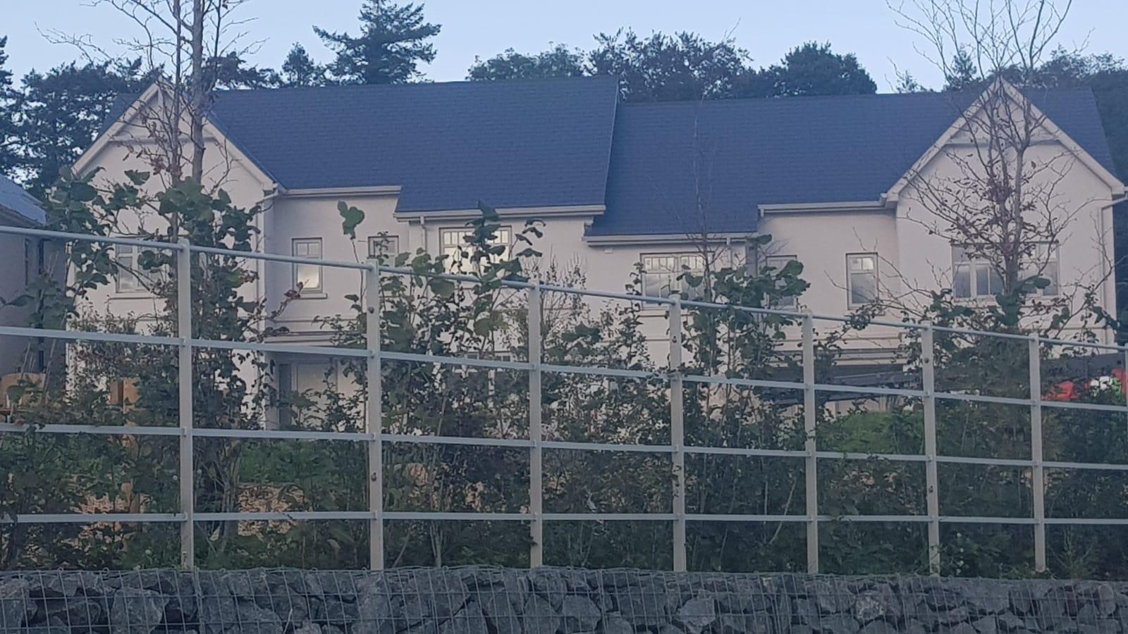 Irish Fencing Services Kanturk Estate Railin Grey.2
