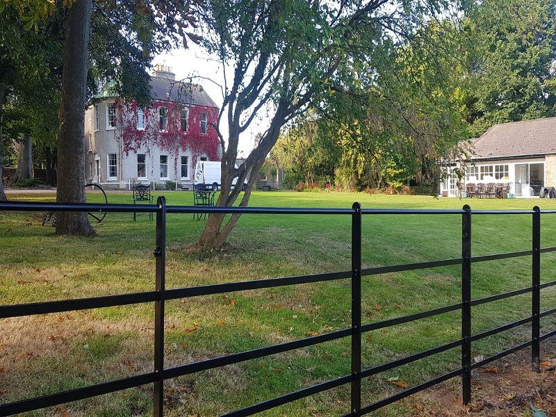 Irish Fencing Services Killarney Estate Railing2