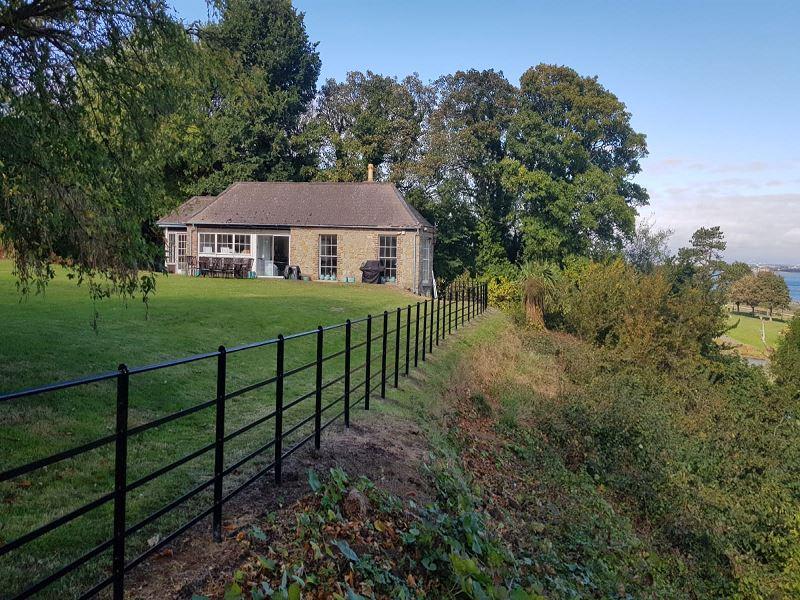 Irish Fencing Services Killarney Estate Railing6