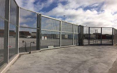 Dublin & Rosslare Ports prepare for Brexit.