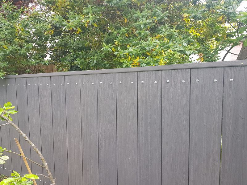 Irish Fencing Services Composite Fence.2