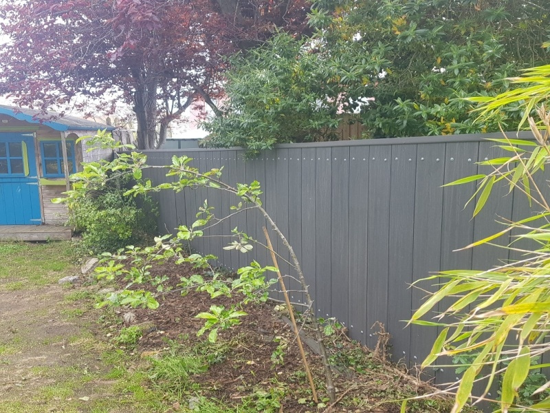 Irish Fencing Services Composite Fence.3